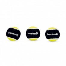 Beeztees giocattolo cane pallina da tennis in spugna