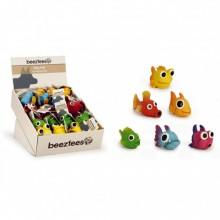 Beeztees giocattolo per cane pesci colorati in lattice