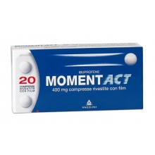 Momentact 400 Mg 20 Compresse Rivestite Con Film