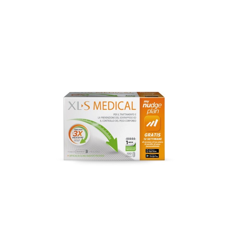 XL-S Medical liposinol compresse perdita peso 3 volte più rapidamente