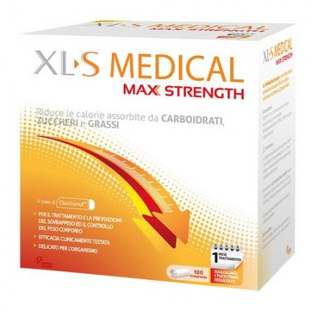 XL-S Medical dimagrante Brucia grassi max strenght