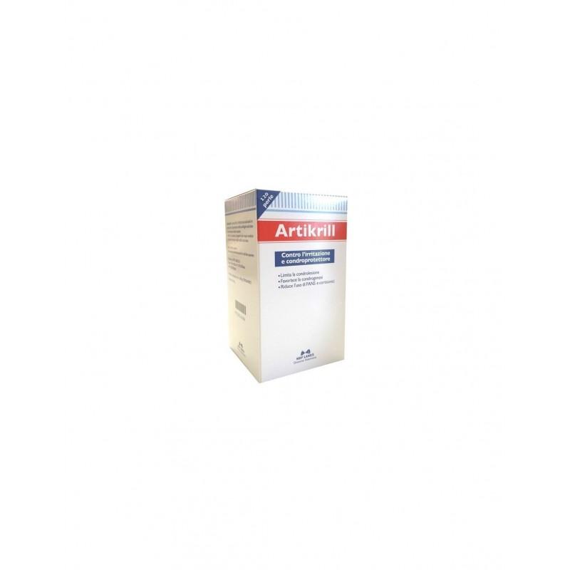 NBF LANES Artikrill integratore condroprotettore per le articolazioni e infiammazione