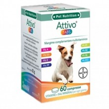 Bayer pet nutrition attivo integratore multivitaminico per cane