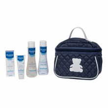 Mustela Beauty Travel Set kit per igiene bimbi