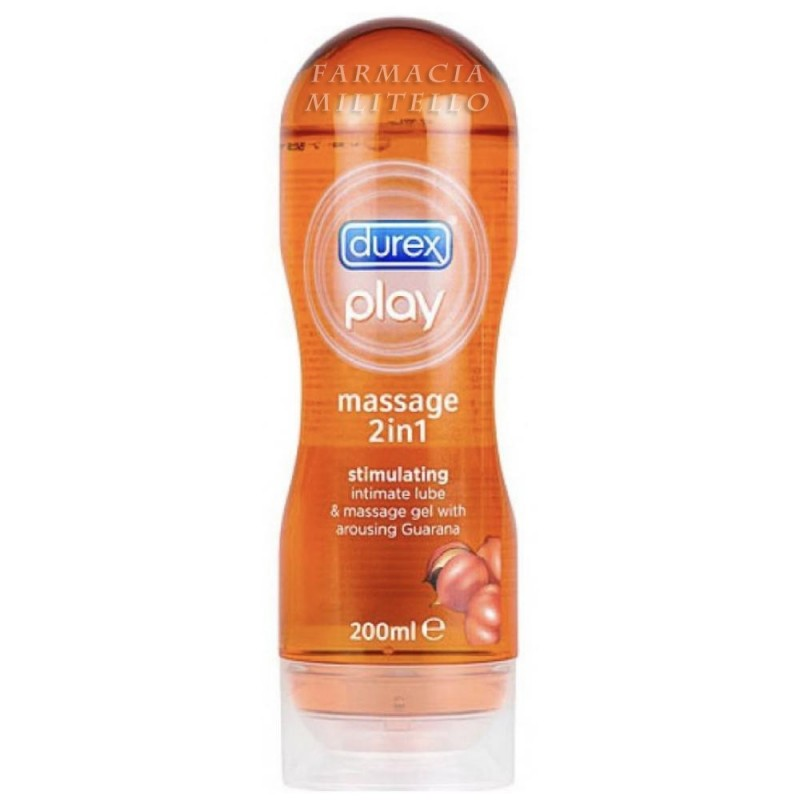 Durex play massage Stimulating 200 ml