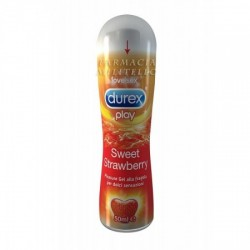Durex Top Gel Fragola 50 ml