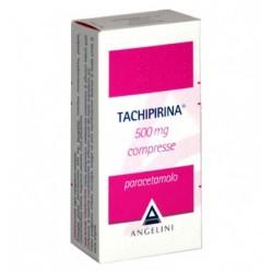 Tachipirina 500 mg x 30 compresse - Paracetamolo Antipiretico Antidolorifico