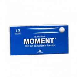 "Moment ""200 Mg Compresse Rivestite""  12 Compresse"