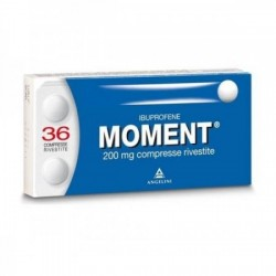 "Moment "" 200 Mg Compresse Rivestite "" 36 Compresse"