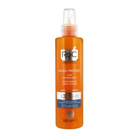 RoC Soleil Protect Lozione Spray Idratante SPF30 200mL