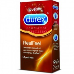 Durex Real Feel 12 pz