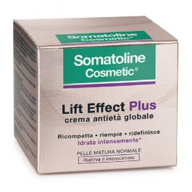 Somatoline Lift Effect Plus crema antietà effetto globale