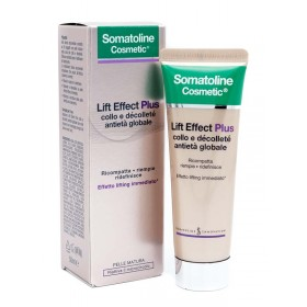 Somatoline Lift Effect Plus antietà globale collo e décolleté