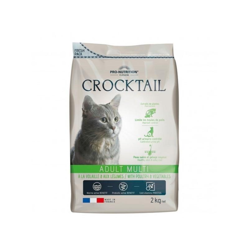 cocktail croccantini ADULT MAXI per gatto adulto