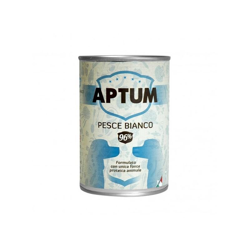 Aptum pesce bianco nutriente cibo per cani