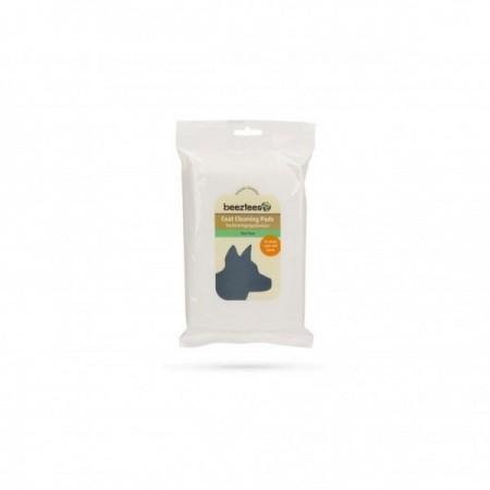 Beeztees 40 salviettine detergenti al tea tree per cani