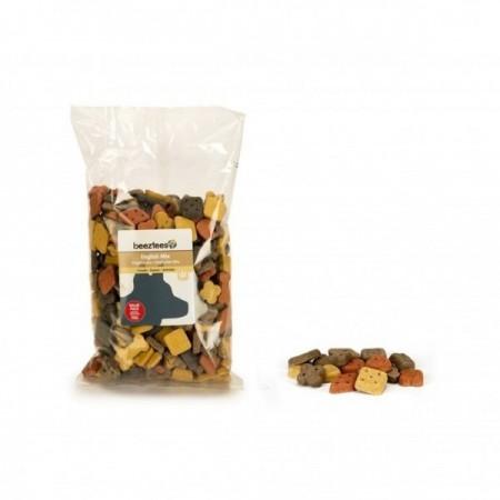 BEEZTEES croccantini mix snack english misti