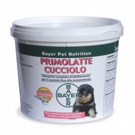 Bayer primo latte per cuccioli di cane