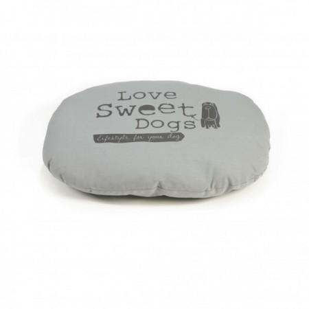 BEEZTEES cuscino ovale sweet dogs per cani