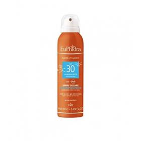 EuPhidra spray solare per bambini 150 ml protezione 30