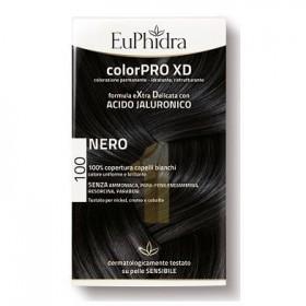 Euphidra colorPRO XD 100 colore tinta per capelli Nero