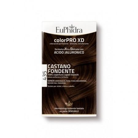 Euphidra colorPRO XD 435 colore Castano Fondente per capelli