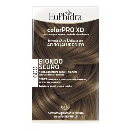 Euphidra ColorPRO XD 600 colore Biondo scuro per capelli