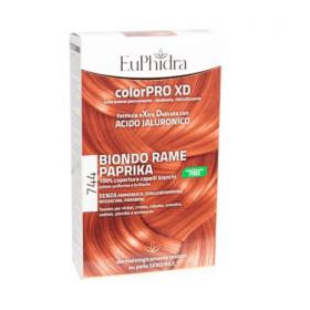 Euphidra ColorPRO XD 744 colore Biondo rame paprika per capelli