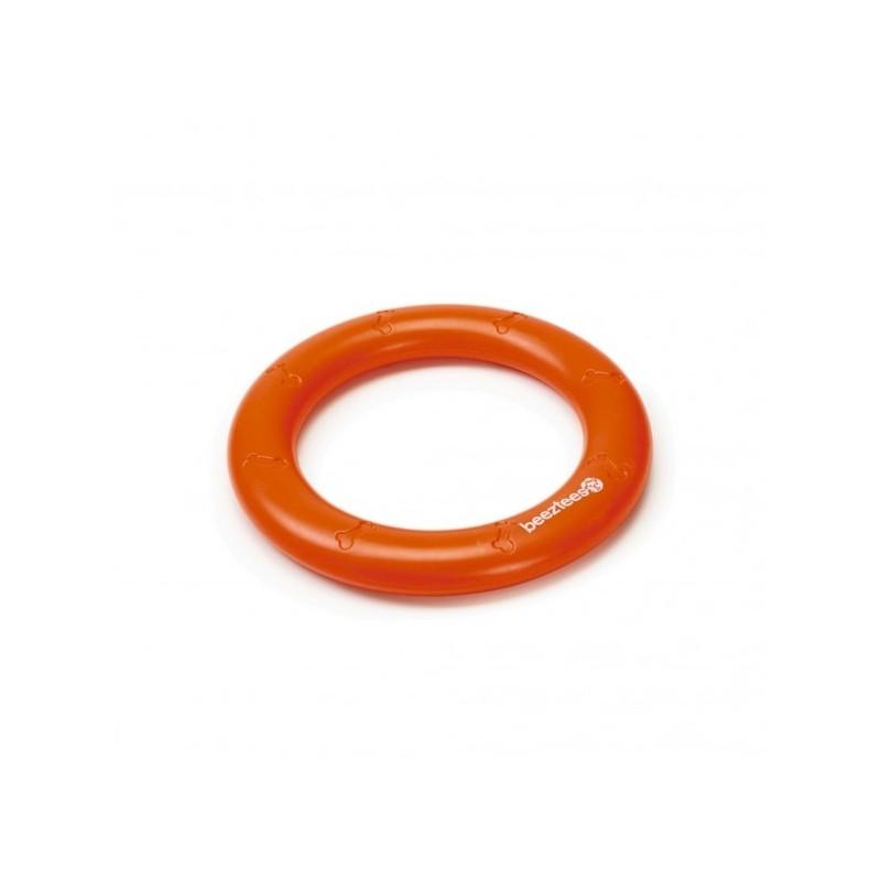 Beeztees apportino ring giocattolo per cane a forma di anello in gomma