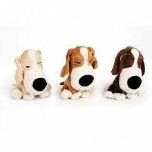 Beeztees cagnolino peluche Lazy giocattolo per cani
